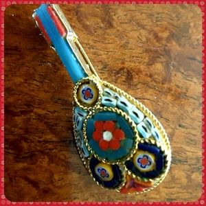 MADE IN ITALY BROOCH UKELELE